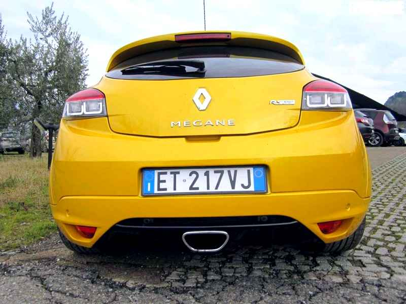 Photo of Renault Megane RS 2.0 turbo foto