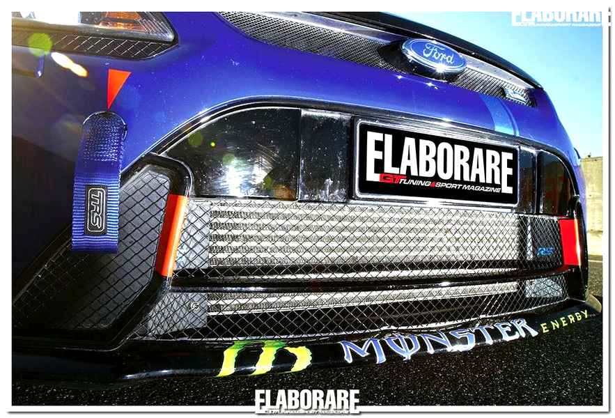 Photo of Focus RS 400 cv super elaborata per track day