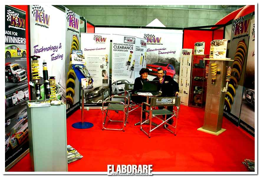 Photo of Nuova linea ST Suspension by KW
