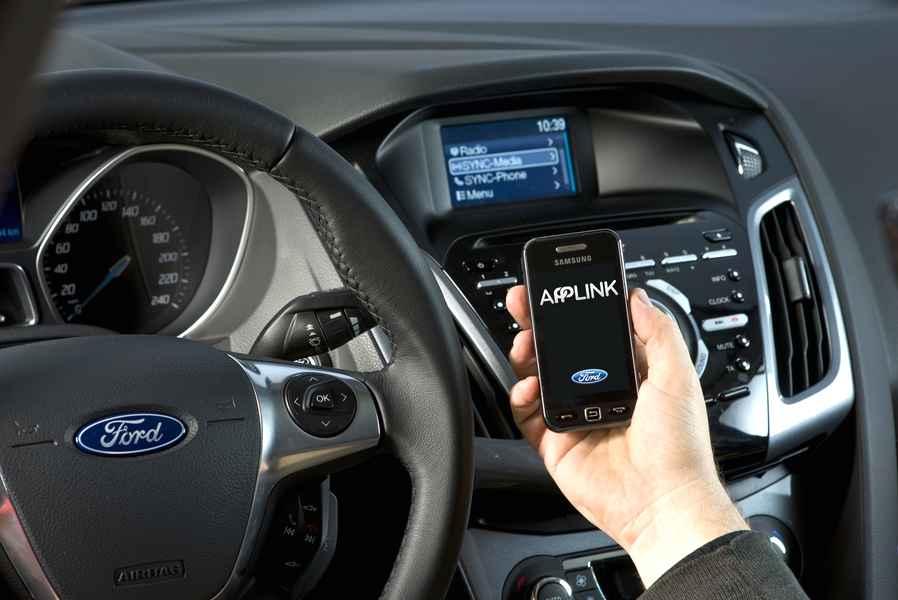 Photo of App Ford da parcheggio ed ascolto radio!