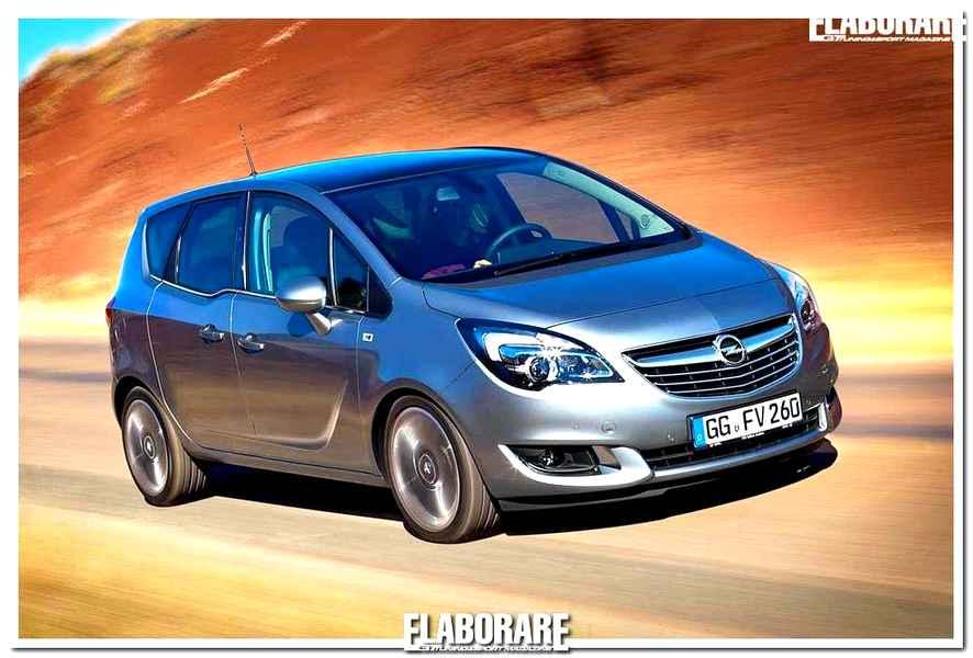 Photo of Opel Meriva 2014 con 5 stelle
