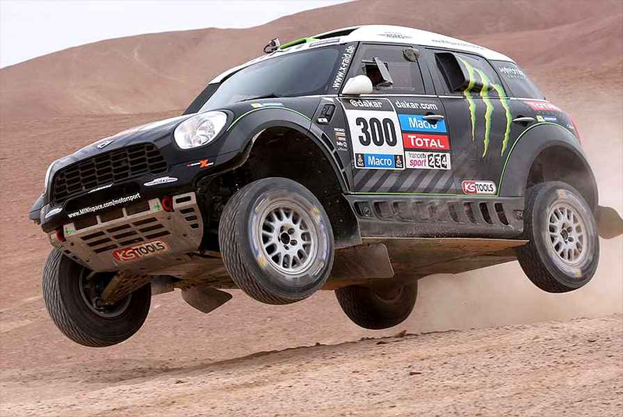 Photo of MINI DAKAR 2014 – SCHEDA TECNICA