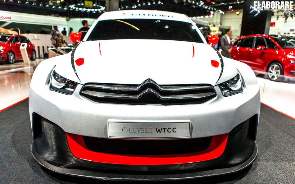 Photo of WTCC Citroen C-Elysee 380 CV con Sebastien Loeb