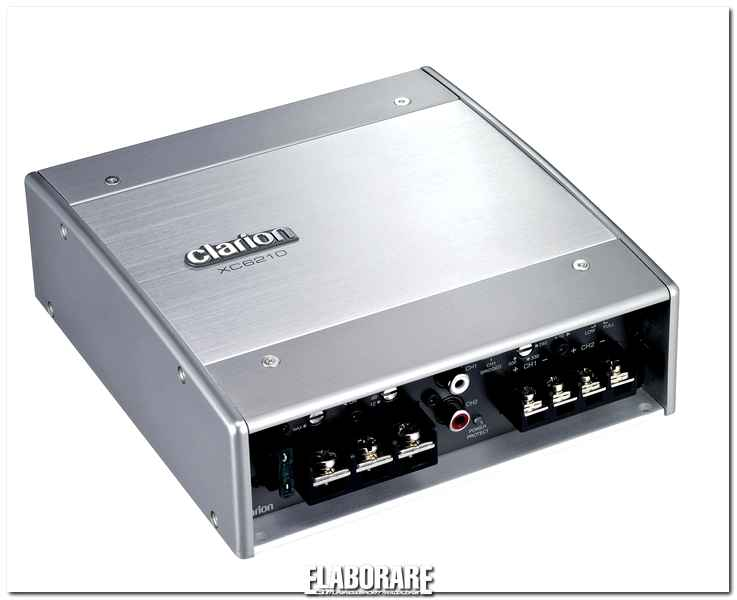 Photo of Amplificatori Clarion XC