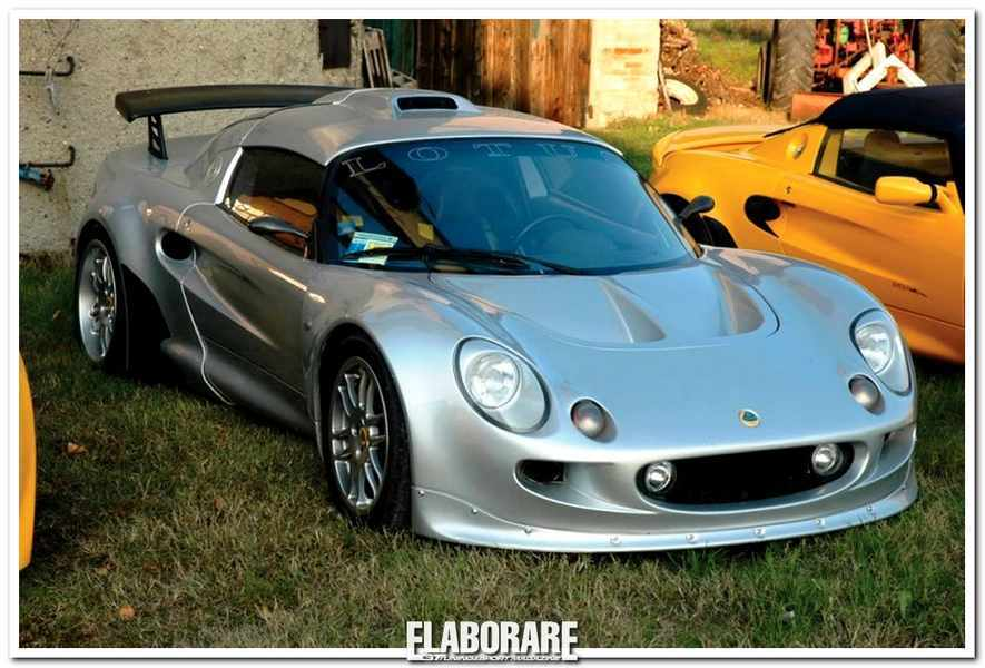 Photo of Lotus Elise elaborazione 200 CV
