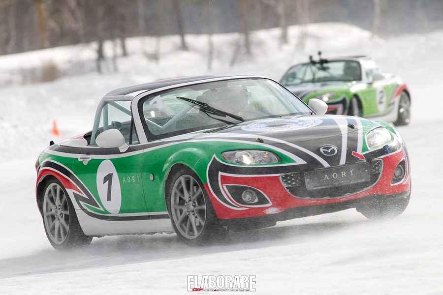 Photo of Mazda Ice Russian Race 2014