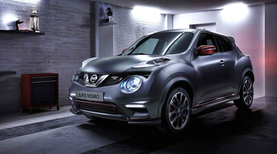 Photo of Nissan Juke Nismo RS da 218 cavalli a Ginevra