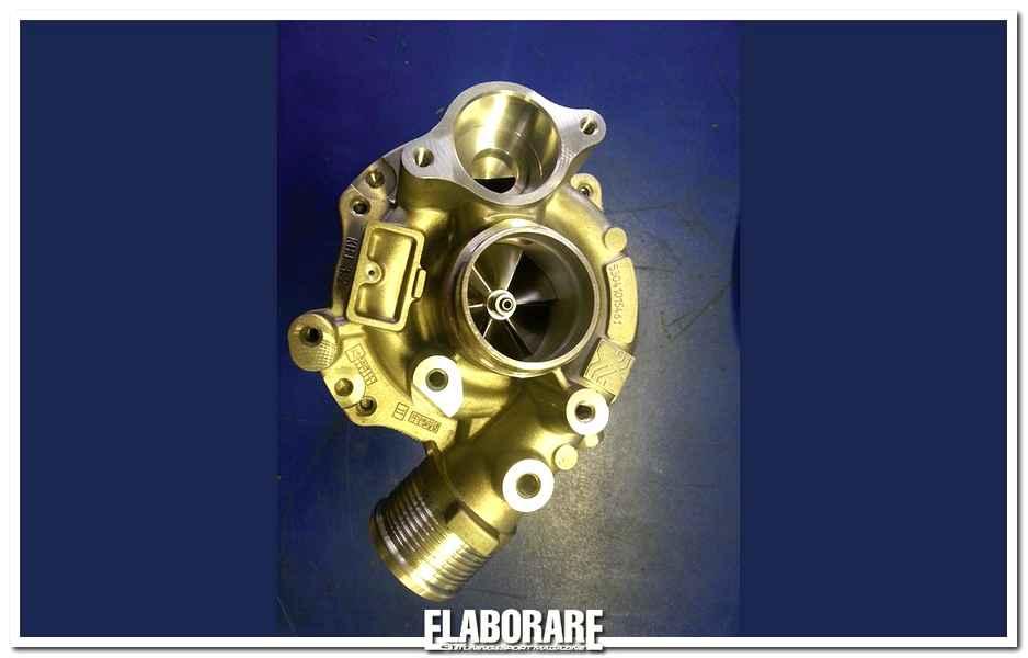 Photo of Turbocompressore maggiorato K04 per Audi VW TFSI