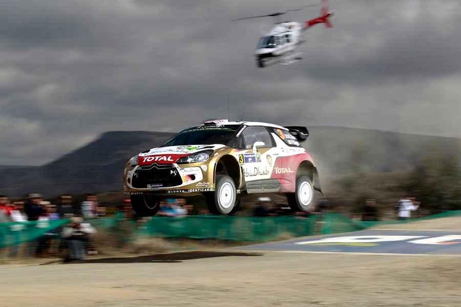 Photo of WRC 2014 il Mondiale fa tappa in Messico