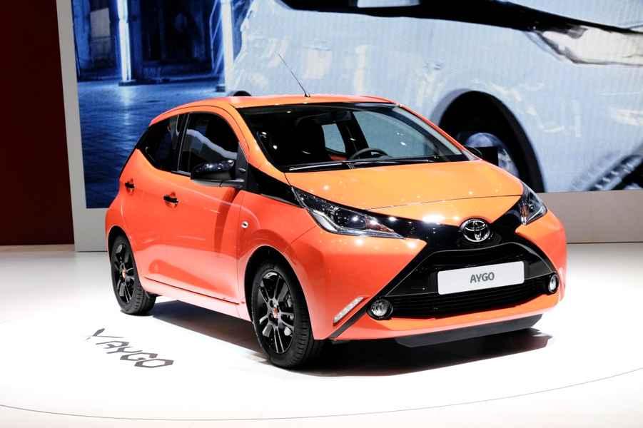 Photo of Toyota al Salone di Ginevra 2014 con la nuova Aygo