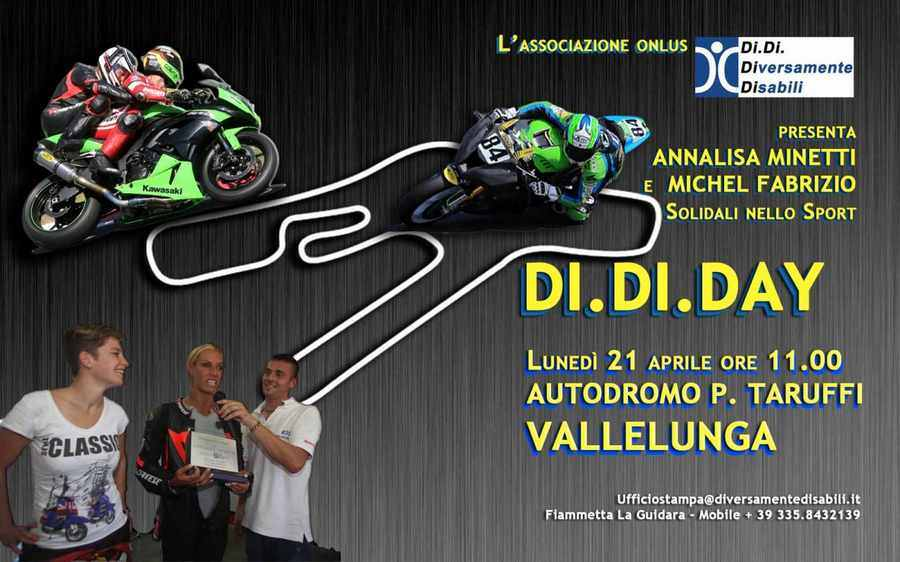 Photo of Di.Di.Day la beneficenza corre a Vallelunga