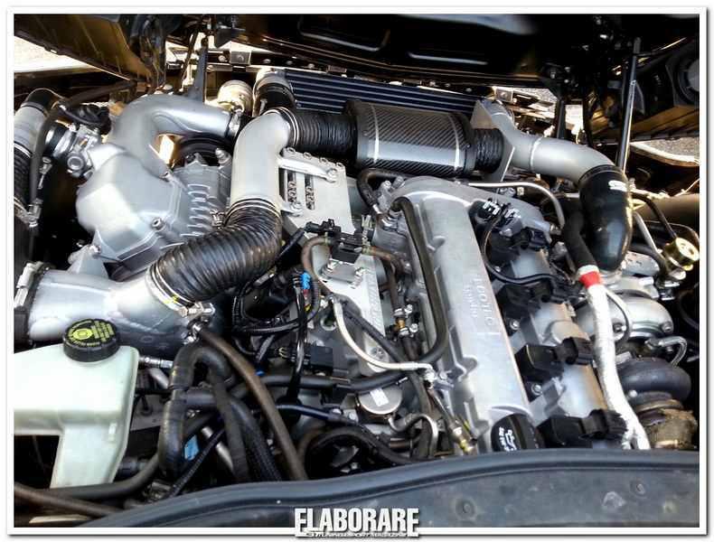 Photo of Opel GT Twincharger elaborata turbo e volumetrico