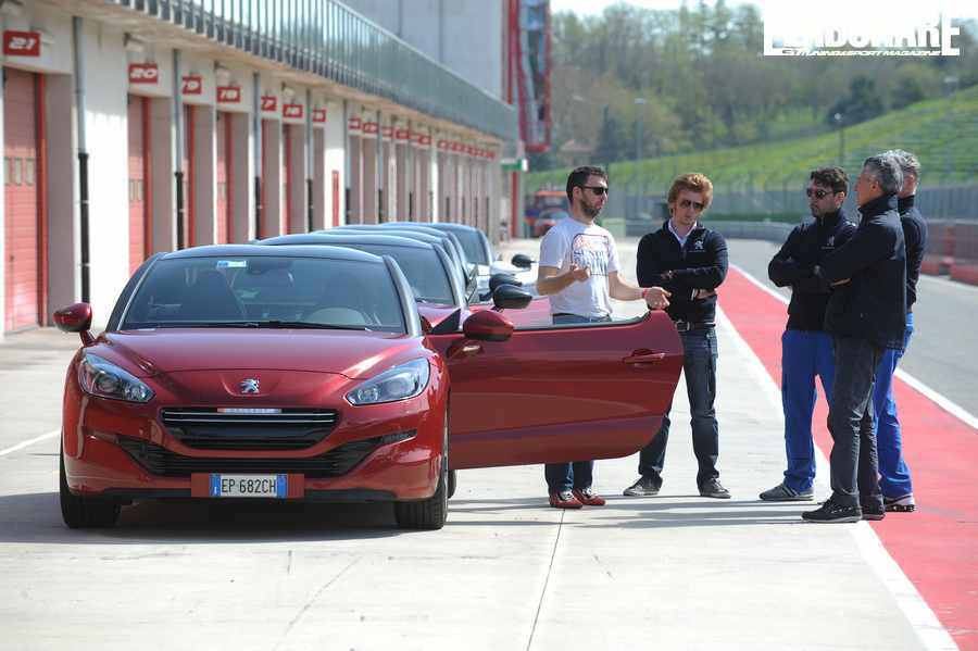 Photo of Imola Peugeot RCZ Track Day foto