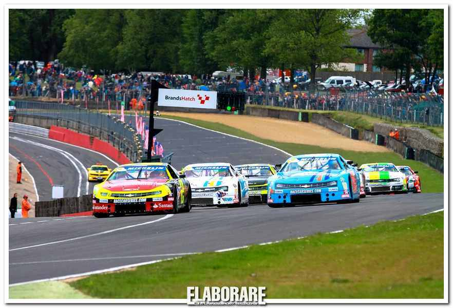 Photo of Nascar Whelen Euro Series in pista a Magione