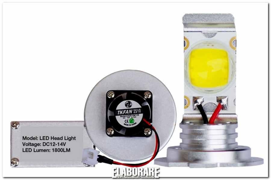 Photo of Lampade Led Daylight e H7 Full LED