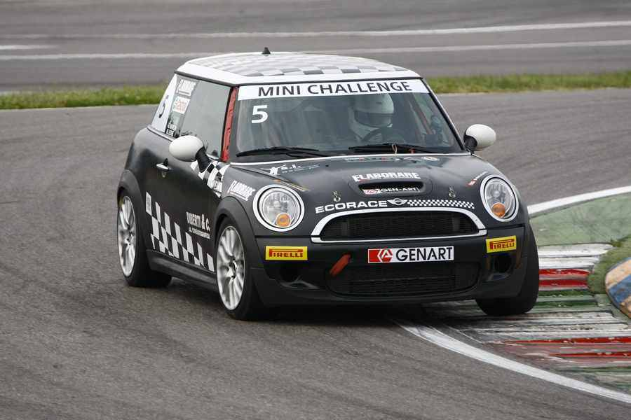 Photo of Mini Challenge 2014 Cooper S [date e regolamento]