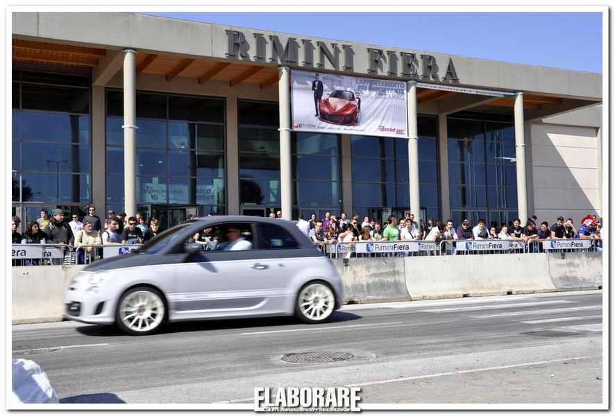 Photo of My Special Car Show 2014 date-orari-prezzi come arrivare a Rimini Fiera