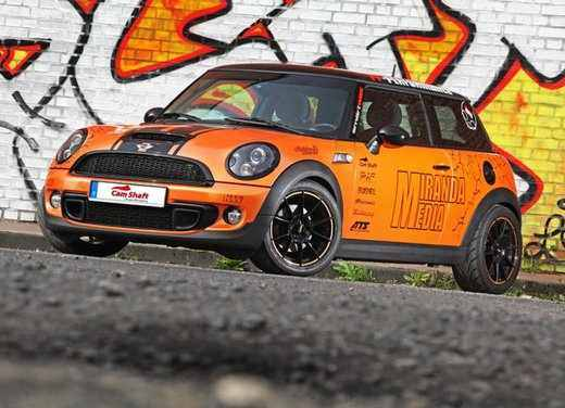 Photo of Tuning Mini Cooper S 240 cavalli by Camshaft