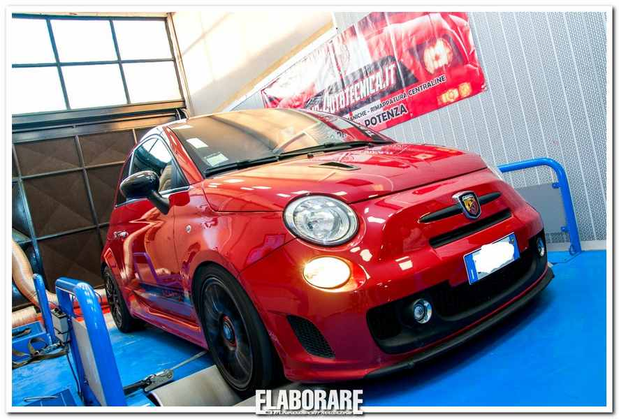 Photo of Come elaborare Abarth 500 [162,1 CV]