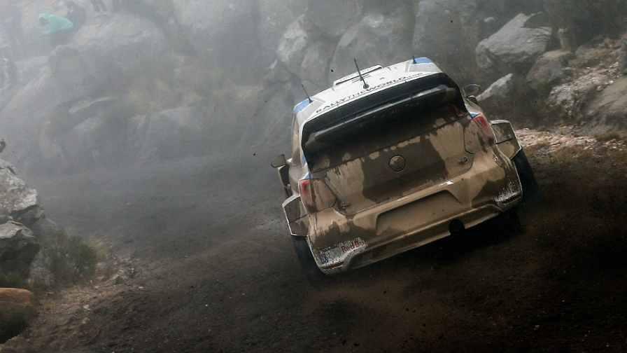 Photo of WRC 2014 MONOLOGO VOLKSWAGEN
