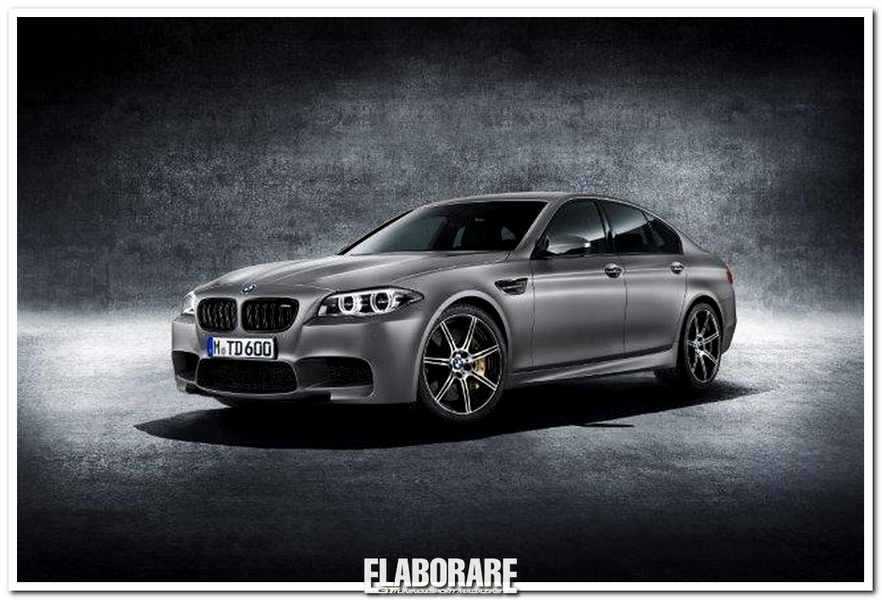 Photo of BMW 30 Jahre M5 versione speciale