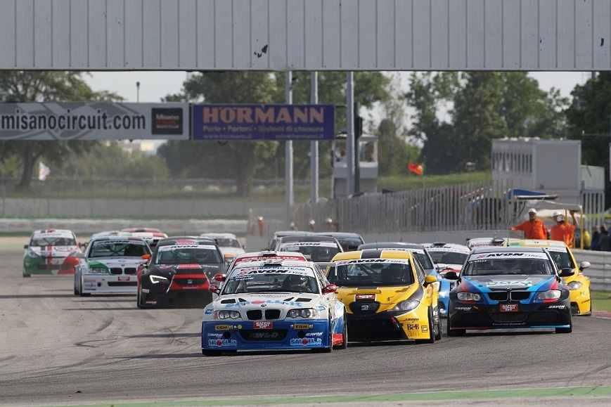 Photo of Misano Adriatico terzo ACI Racing Weekend