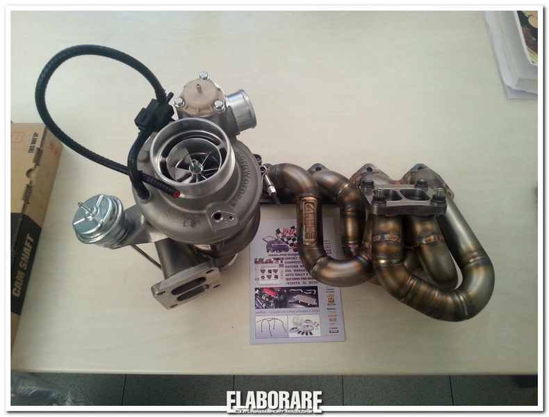 Photo of Kit Turbo Lancer Evo