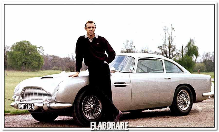 Photo of James Bond auto film in mostra a Londra