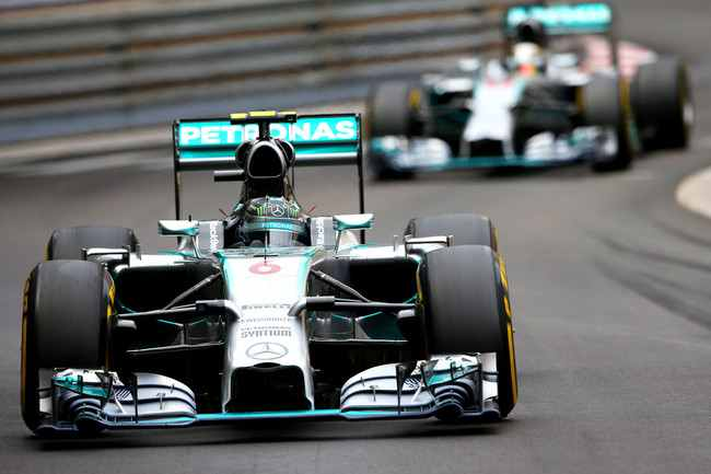 Photo of FORMULA 1 La Mercedes di Rosberg sbanca Montecarlo