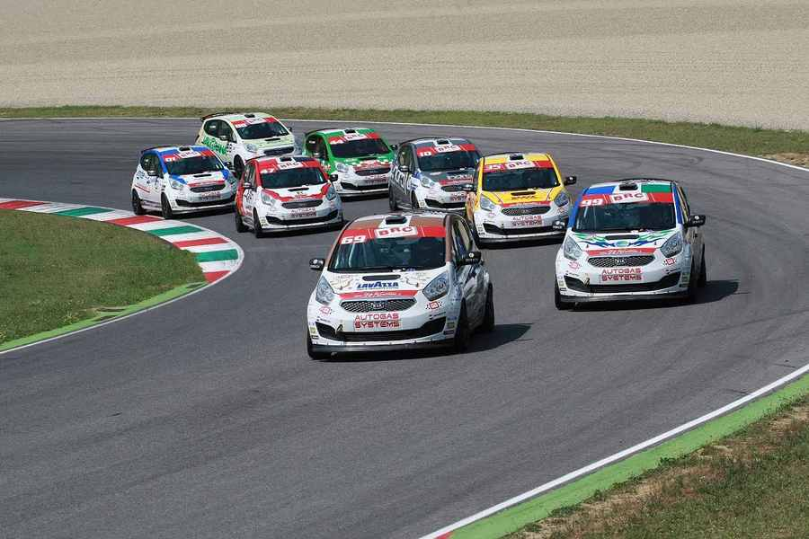Photo of Green Hybrid Cup 2014: tutto gas a Vallelunga