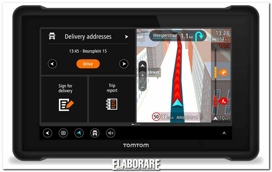 Photo of Navigatore TomTom Bridge