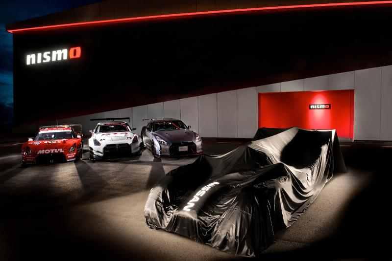 Photo of GT-R Nissan a Le Mans