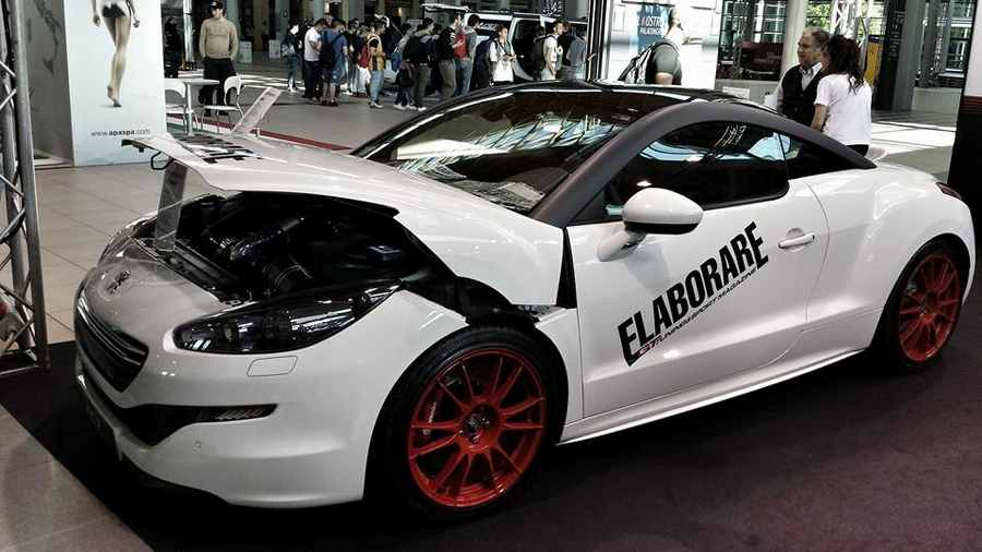 Photo of Peugeot RCZ speciali al My Special Car Show