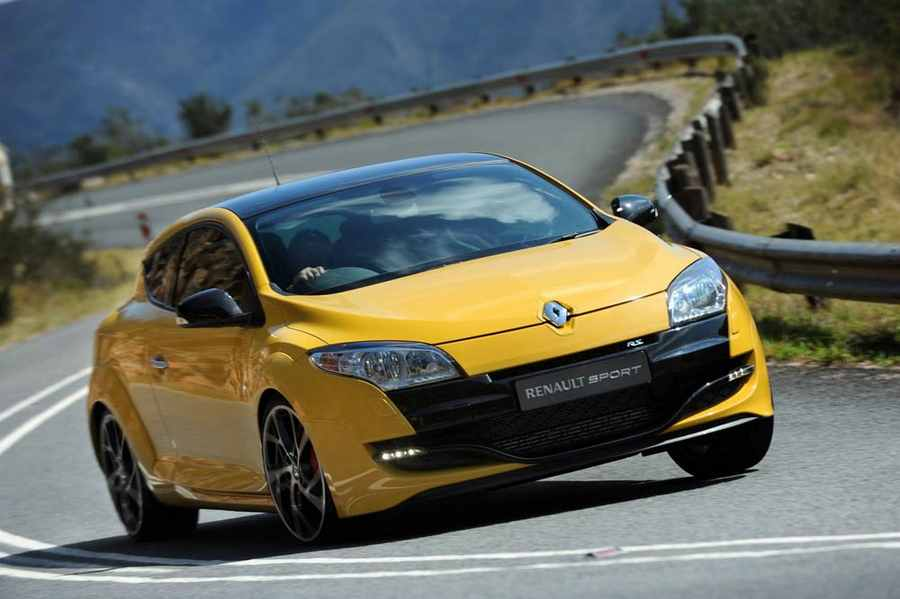 Photo of Hot Lap Elaborare Mégane Coupé RS