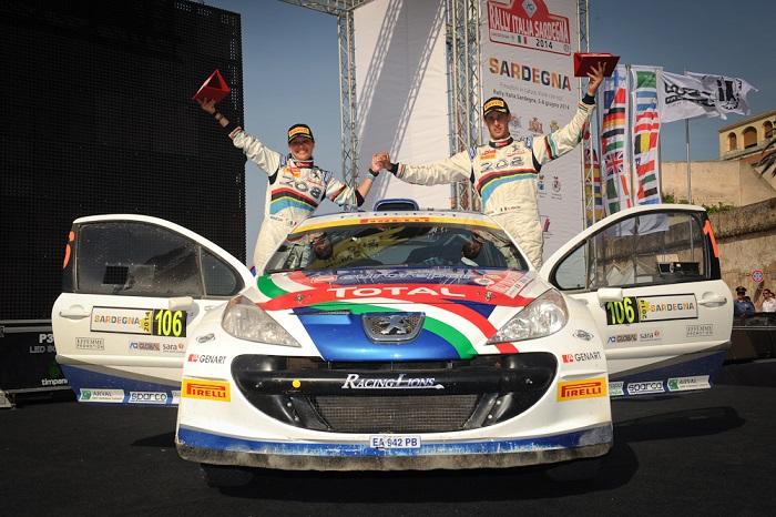 Photo of Peugeot Junior Team San Marino su 207 S2000