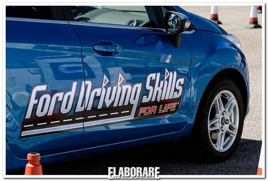 Photo of Ford Driving Skills for Life 2014