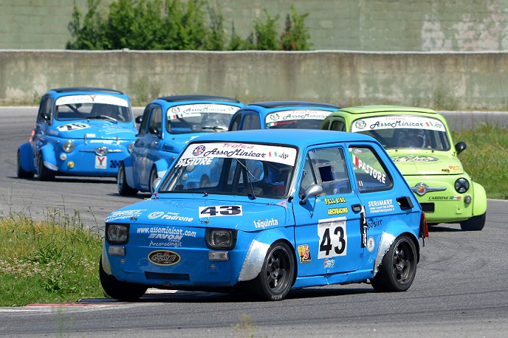 Photo of Spettacolo Minicar gare a Magione