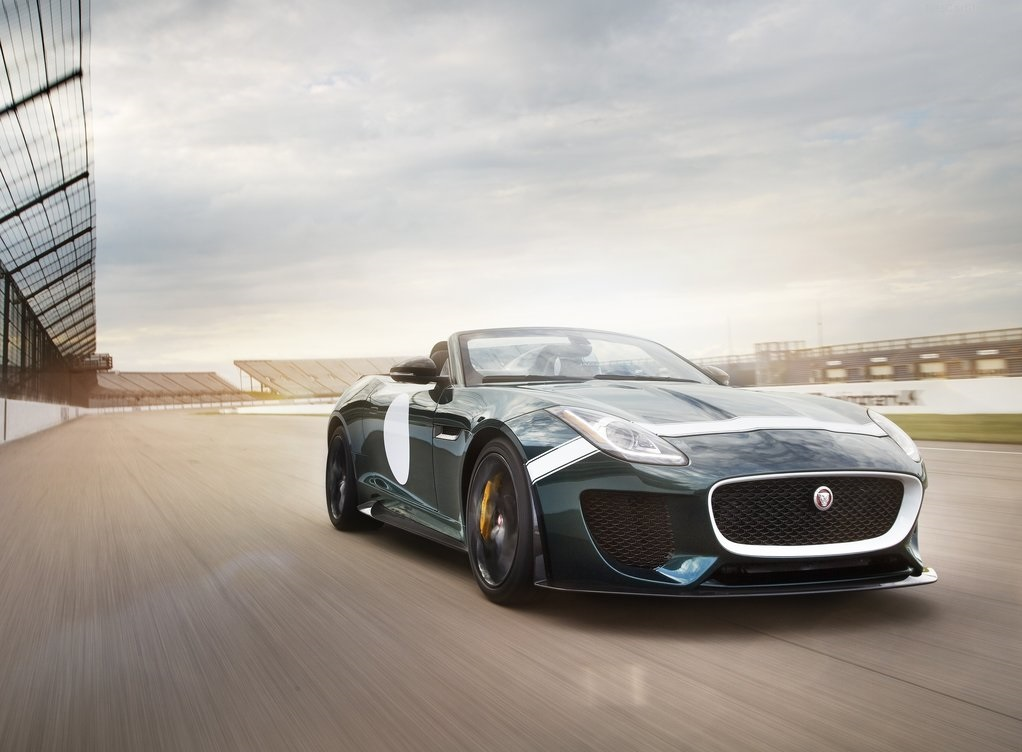 Photo of Jaguar F-TYPE Project 7: la Jaguar più potente