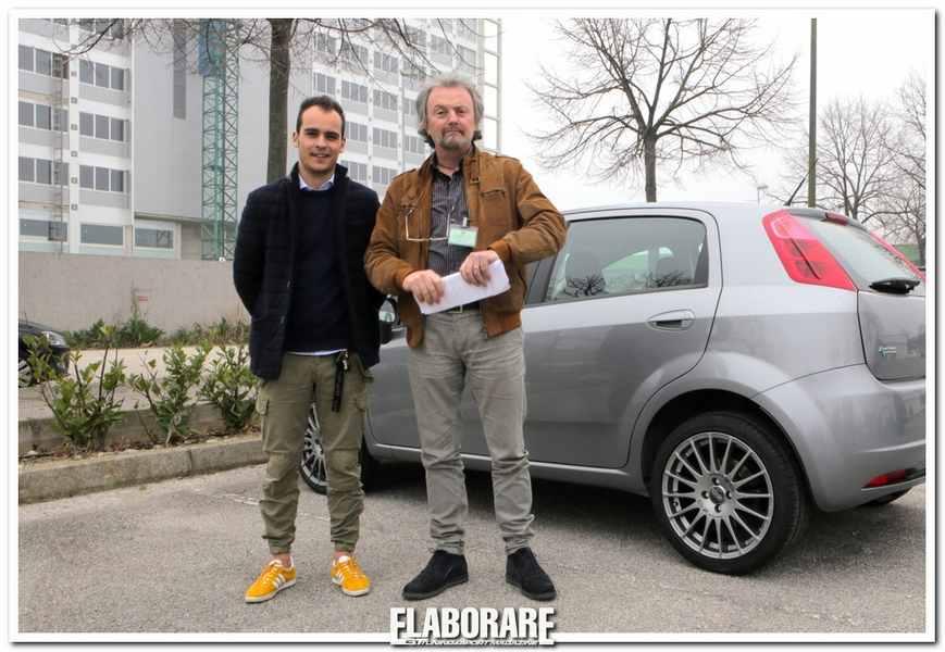 Photo of Fiat Punto cerchi da 17″ senza nulla osta