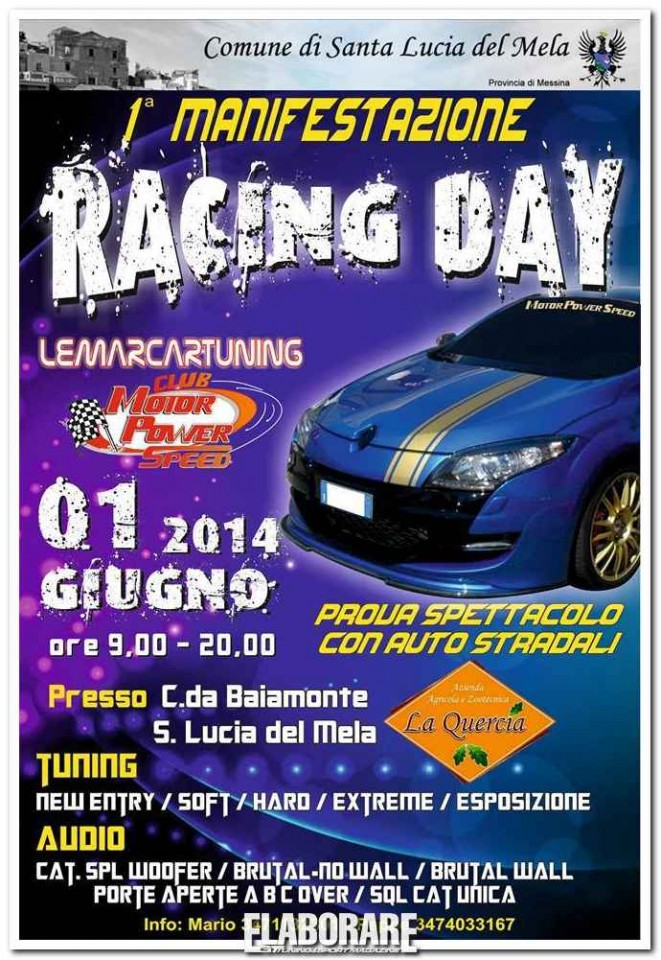 Photo of 1° Racing day 2014 in Sicilia