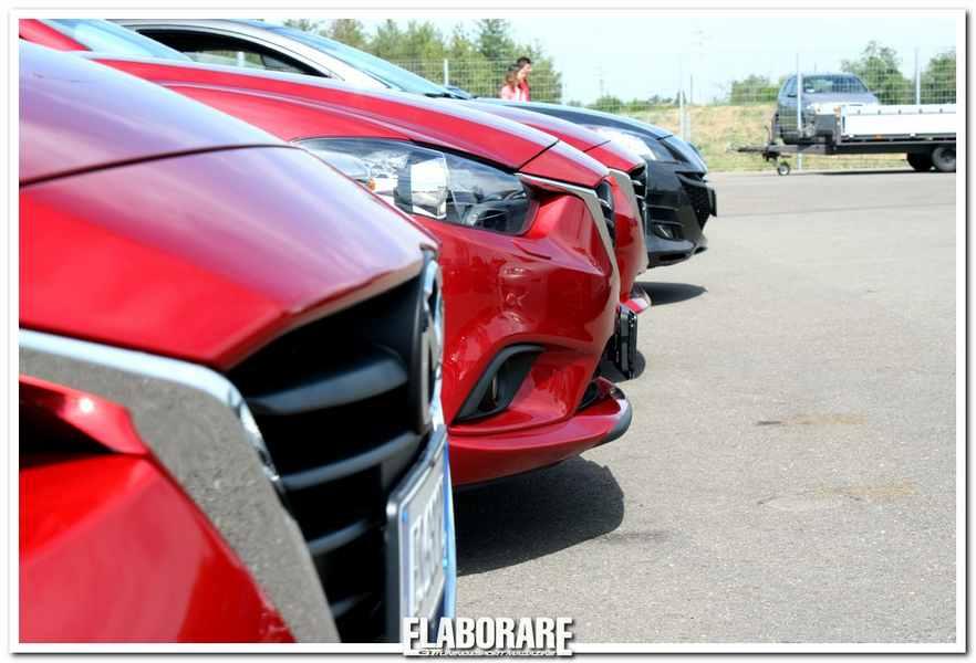 Photo of Raduno Mazda3 a Japanese Car Meeting 2014