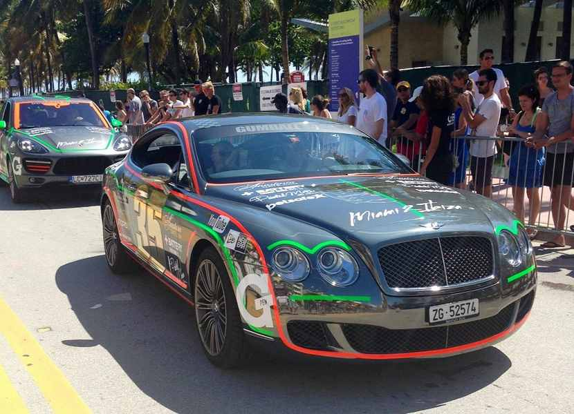 Photo of Video Gumball 3000 2014