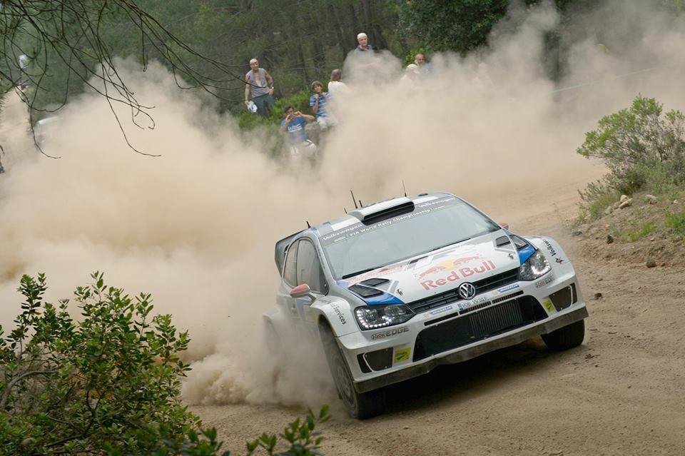 Photo of Wrc 2014 Rally d'Italia Sardegna