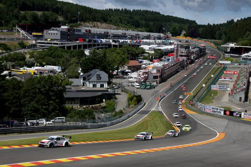 Photo of WTCC 2014 Citroen domina a Spa Francorchamps