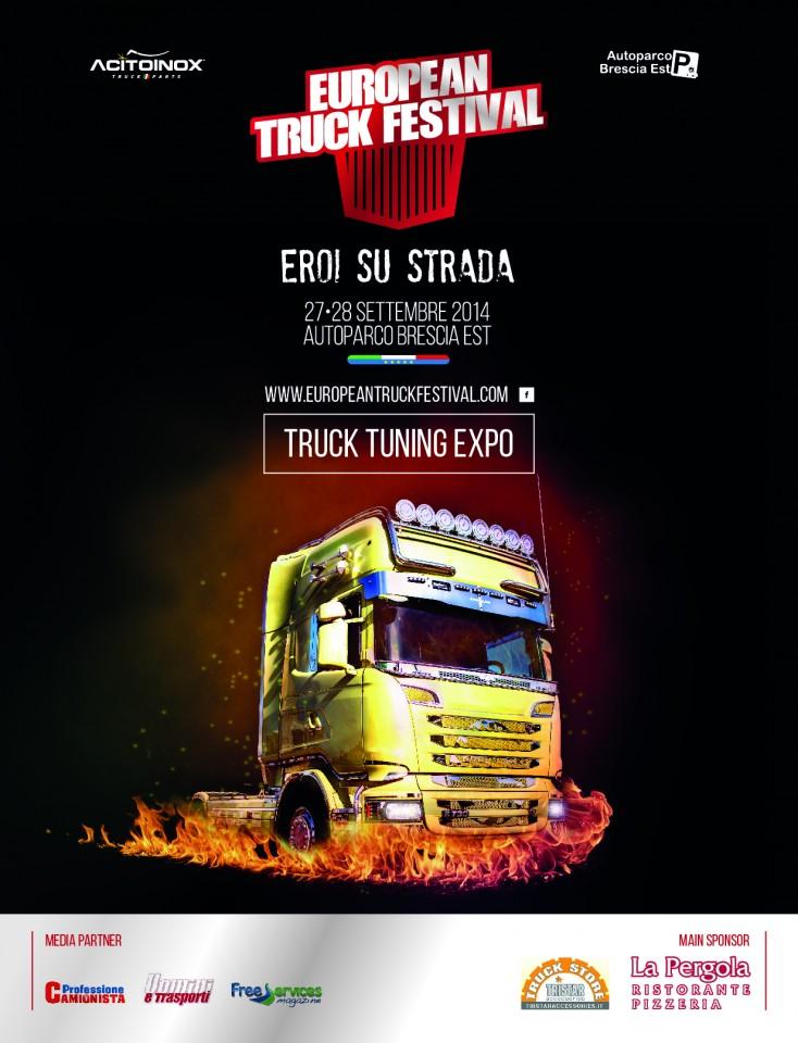 Photo of Tuning camion con European Truck Festival 27 e 28 Settembre
