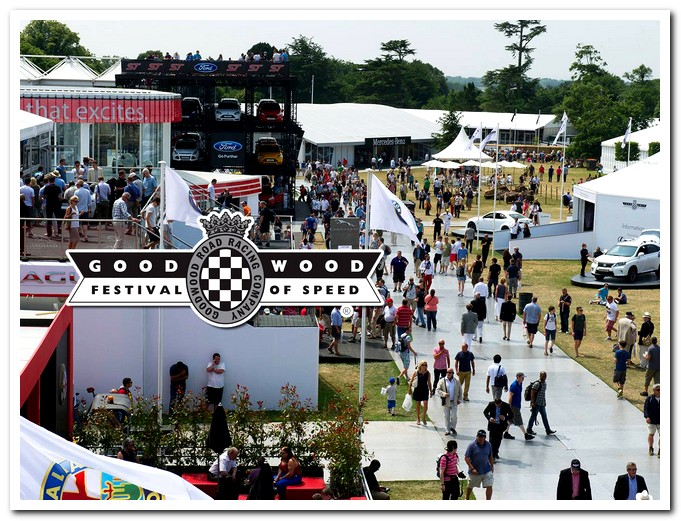 Photo of Goodwood 2014: un evento motoristico di successo