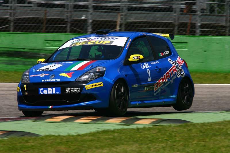 Photo of Clio RS 2'15 qualifica a Monza