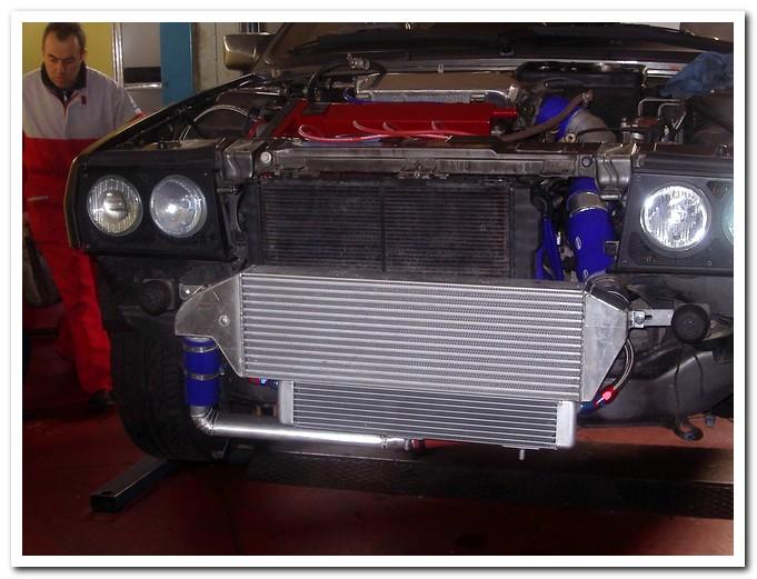 Photo of Kit intercooler maggiorato Lancia Delta