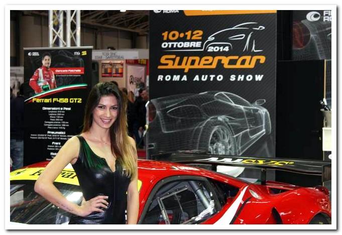 Photo of Supercar 2014 10-12 ottobre Fiera di Roma
