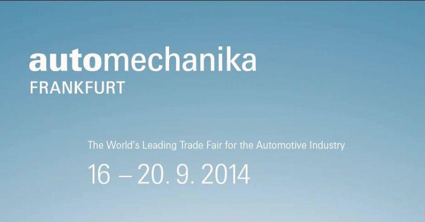 Photo of Automechanika Francoforte 2014 date orari